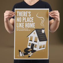 Load image into Gallery viewer, There's No Place Like Home - Set of 10 Posters