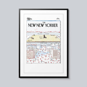 The New New Yorker - Set of 10 Posters