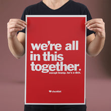 Load image into Gallery viewer, We're All In This Together - Set of 10 Posters
