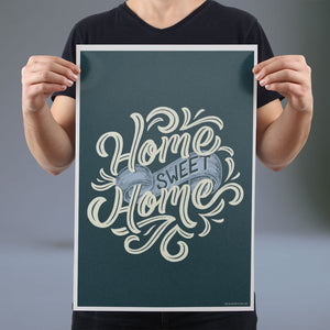 Home Sweet Home - Set of 10 Posters