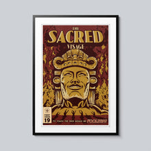 Load image into Gallery viewer, The Sacred Visage - Set of 10 Posters