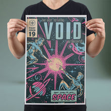 Load image into Gallery viewer, The Void - Set of 10 Posters