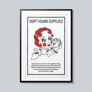Show Pigeon - Assorted Set of 10 Posters