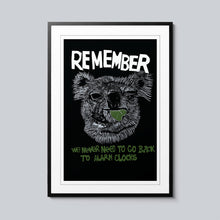Load image into Gallery viewer, Remember - Set of 10 Posters