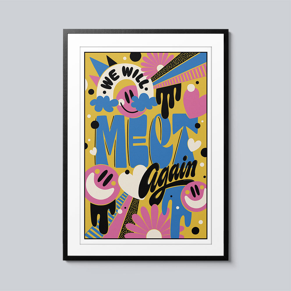 We Will Meet Again - Set of 10 Posters