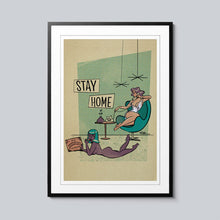 Load image into Gallery viewer, Stay Home - Set of 10 Posters