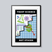 Load image into Gallery viewer, Trust Science - Set of 10 Posters