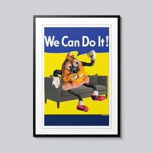 We Can Do It! - Set of 10 Posters