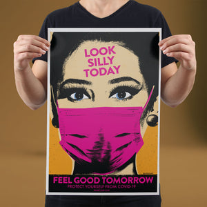 Look Silly Today - Set of 10 Posters