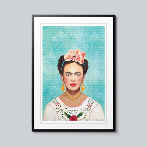 Frida - Set of 10 Posters