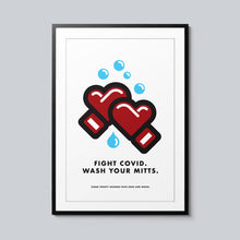 Load image into Gallery viewer, Fight Covid - Set of 10 Posters