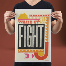Load image into Gallery viewer, Fight - Set of 10 Posters