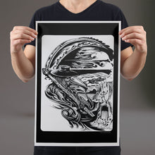 Load image into Gallery viewer, Plague Doctor - Set of 10 Posters