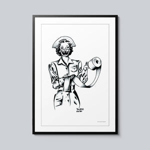Nurse - Set of 10 Posters