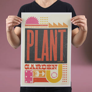 Plant - Set of 10 Posters