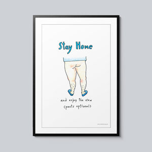 Pants Optional - Set of 10 Posters