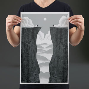 The Days We Are Living In - Set of 10 Posters