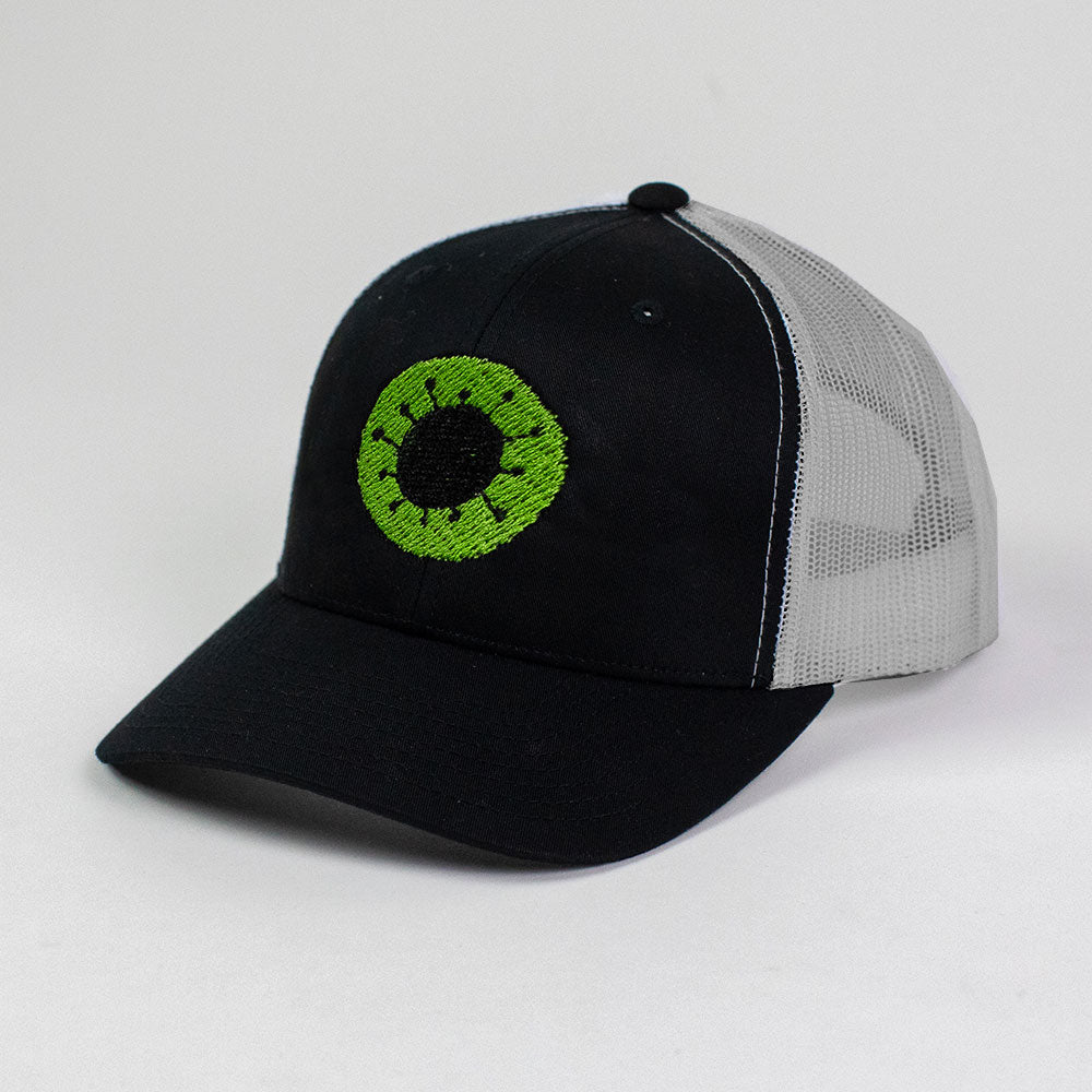 Snapback Mesh Hat - Icon Only