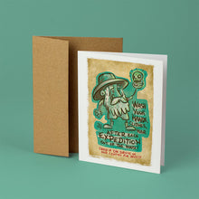 Load image into Gallery viewer, Tiki Tony - Greeting Card Set of 15