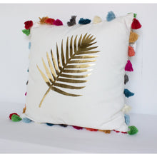 Load image into Gallery viewer, Pineapple Tassel Pillow