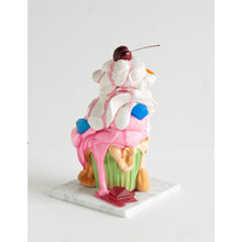 "Load image into Gallery viewer, Custom Order Cupcake by Olivia Bonilla | 9"" x 6"""
