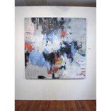 "Load image into Gallery viewer, A History of Time | 60"" x 60"""