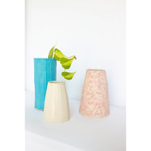 "Load image into Gallery viewer, Blue Vase | 7"" x 3.5"""