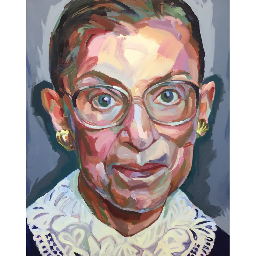 Notorious RBG, limited edition print