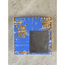 "Load image into Gallery viewer, Silver Lining | 6"" x 6"""