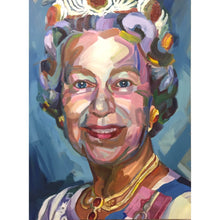 "Load image into Gallery viewer, The Queen | 48"" x 36"""