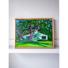 "Load image into Gallery viewer, Tree House Dreams | 9"" x 12"""