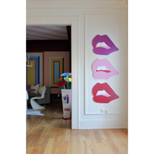 Load image into Gallery viewer, Plum Besame Lip Print | small and classic
