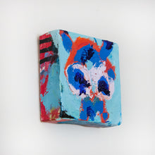 "Load image into Gallery viewer, Little Llama | 4"" x 4"""