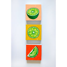 "Load image into Gallery viewer, Lime III | 4"" x 4"""