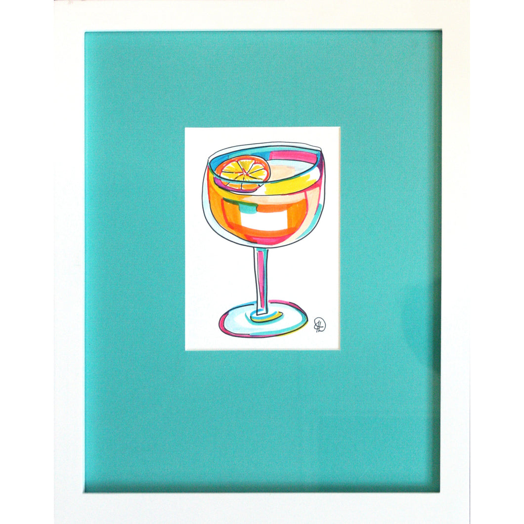 Cocktail Study II | 15