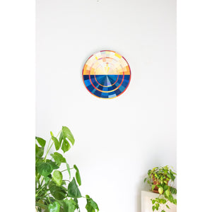"Infinite Horizons | 16"" diameter"