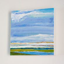 "Load image into Gallery viewer, Lowcountry Landscape II | 12"" x 12"""