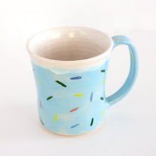 Load image into Gallery viewer, Blue Sprinkle Mug
