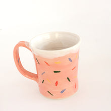 Load image into Gallery viewer, Pink Sprinkle Mug