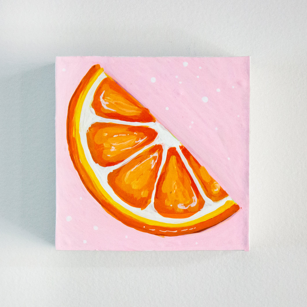 Orange Slice II | 4