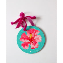 Load image into Gallery viewer, Hibiscus Ornament