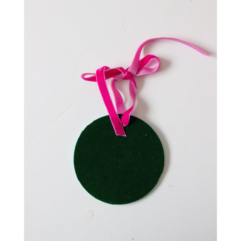 Chive Flower Ornament