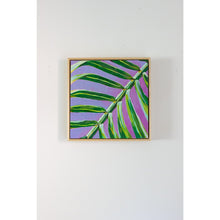 "Load image into Gallery viewer, Moonlight Palm | 12"" x 12"""
