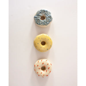 "Buttercup Donut Set | 4"" donuts"