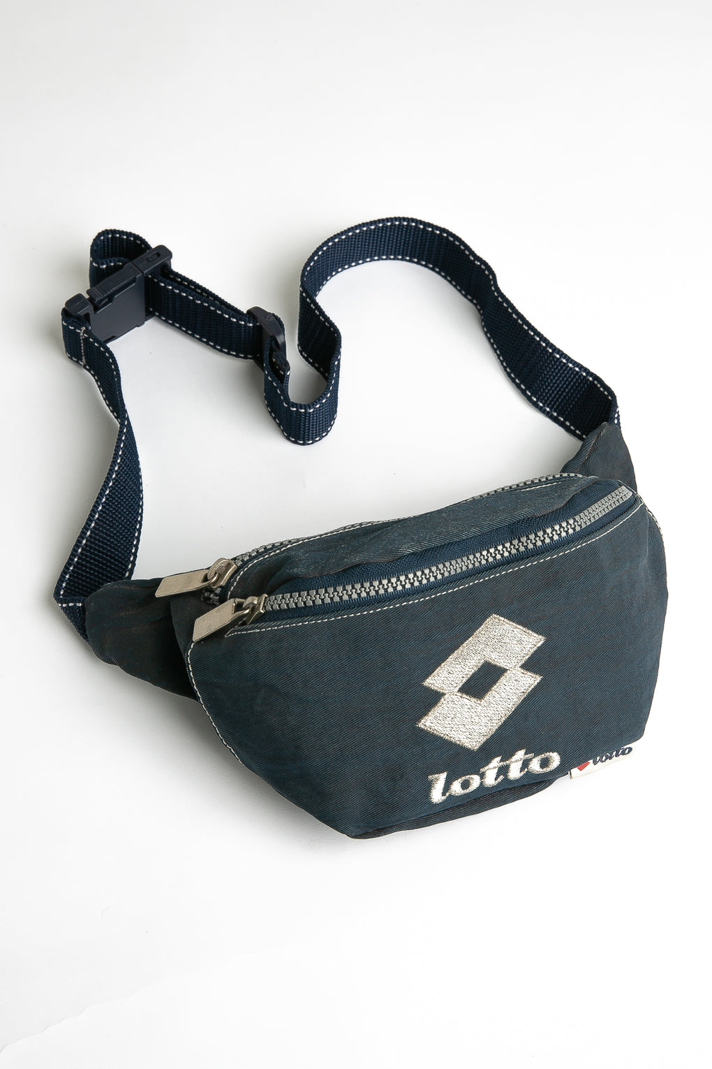 LOTTO SILVER BUMBAG