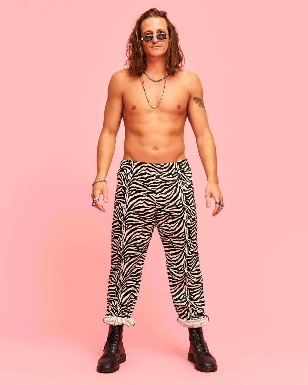 ZEBRA PARTY PANTS - FROTHLYF