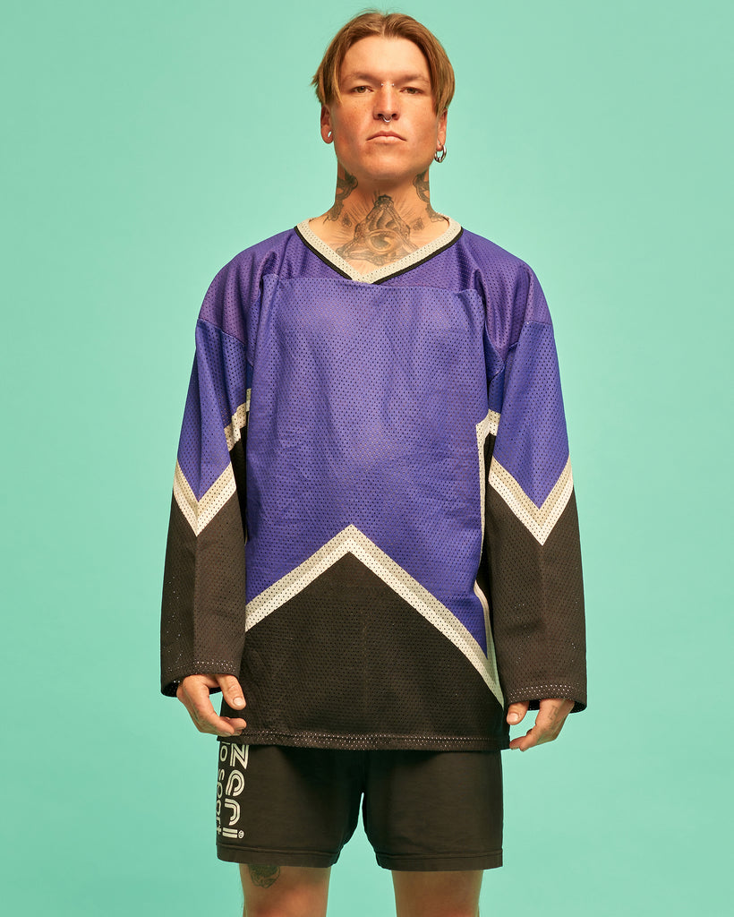 Purple Star Jersey - FROTHLYF