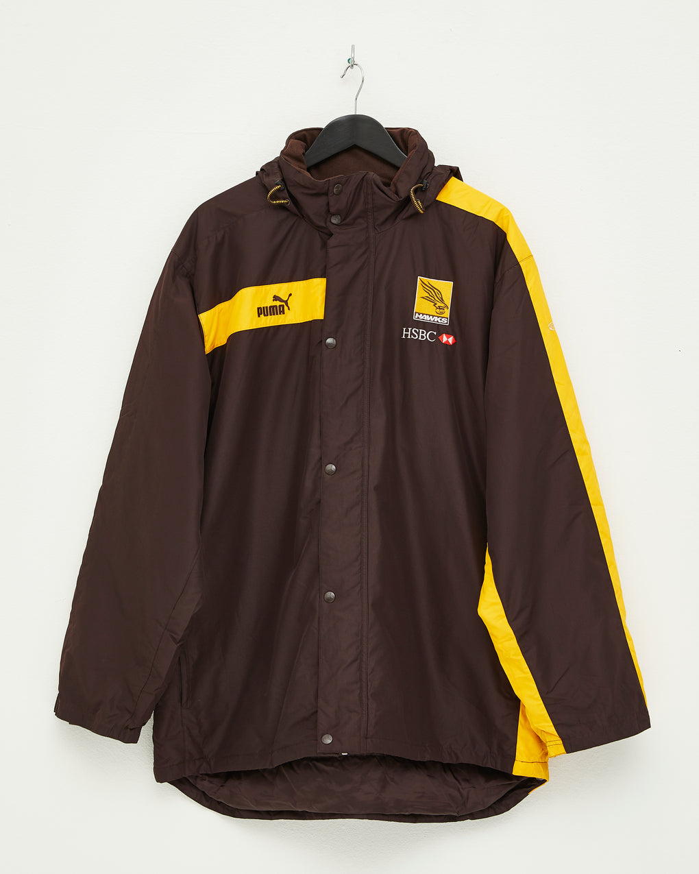 HAWTHORN HAWKS WINTER JACKET (L)