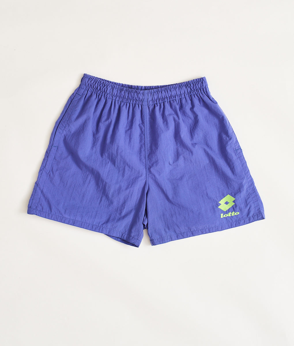 Lotto Neon Football Shorts (XS) - FROTHLYF