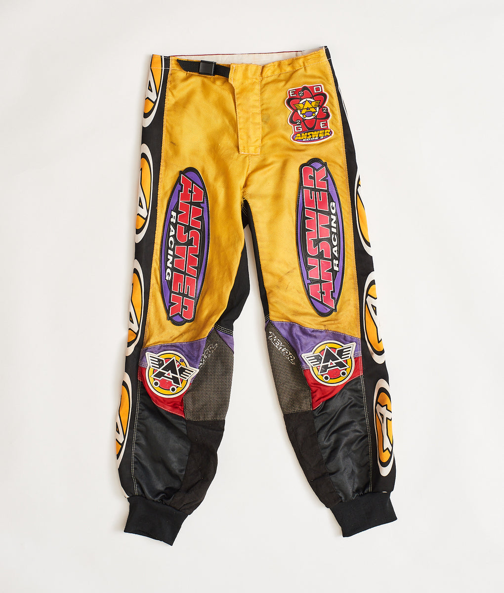 ANSWER ATOMIC KEVLAR MOTOCROSS PANTS (28) - FROTHLYF